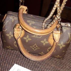 💯Authentic Louis Vuitton Speedy mini🌺